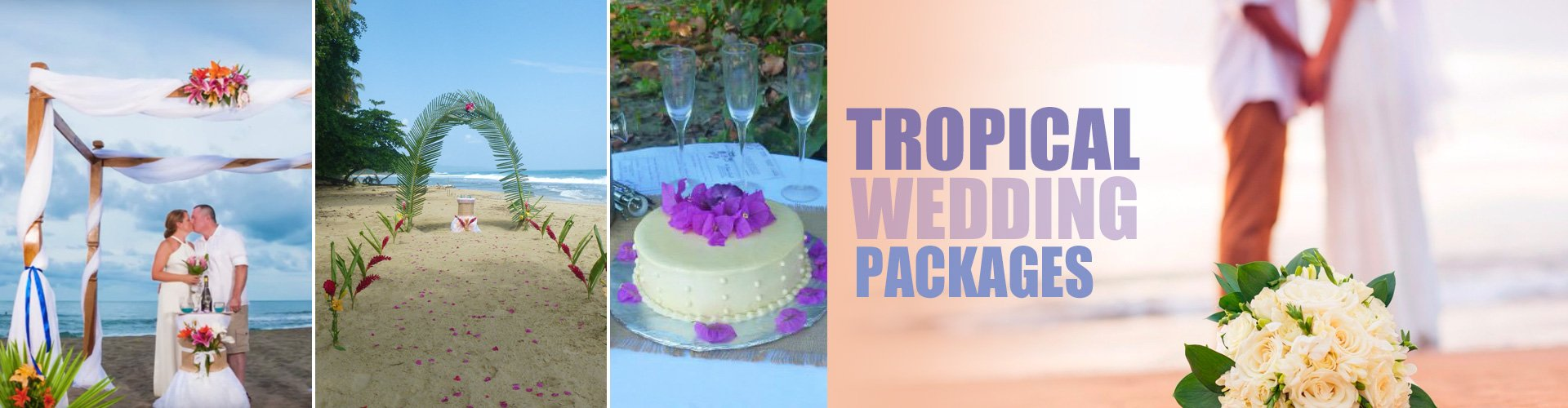 Tropical Wedding Packages